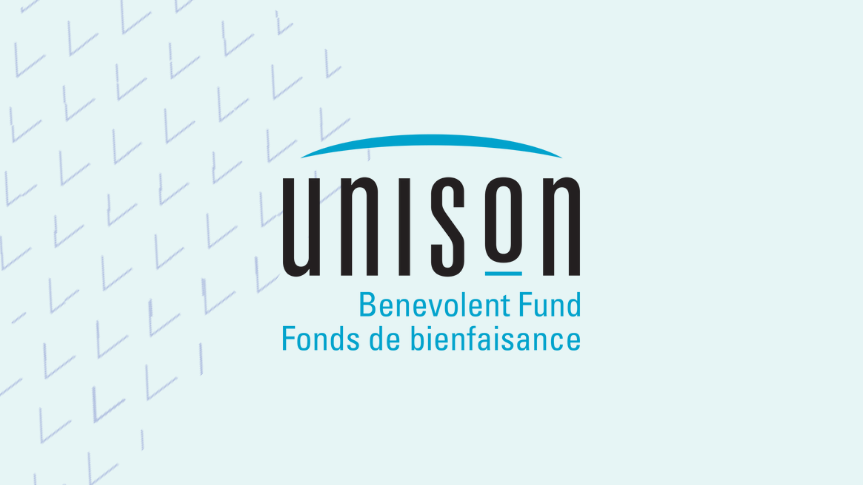 Togetherall Graphic with Unison Fund Logo