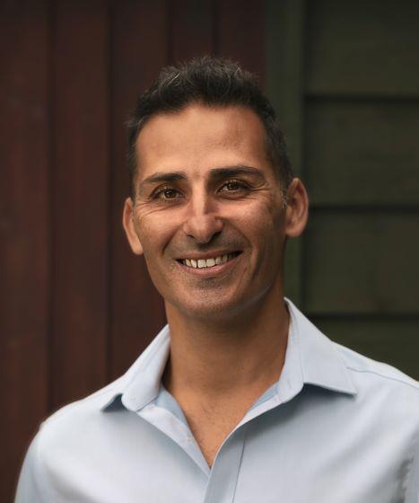 Yuval Attias Headshot