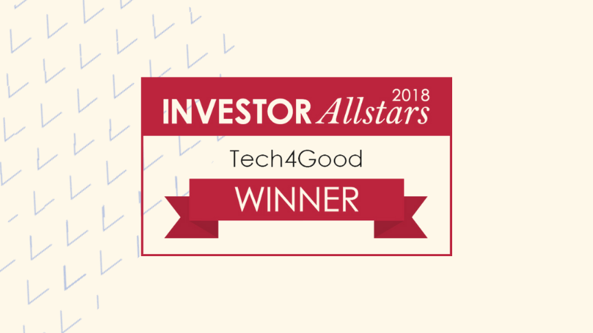 Togetherall Graphic with Investors Allstars plate