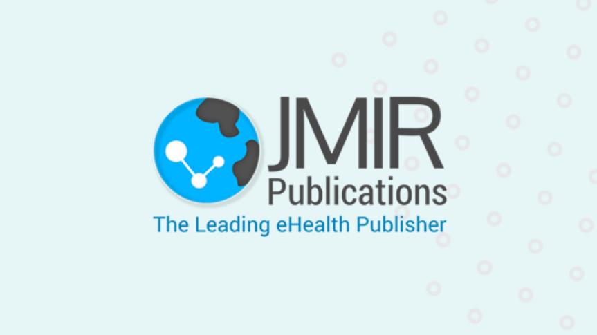 JMIR logo with background