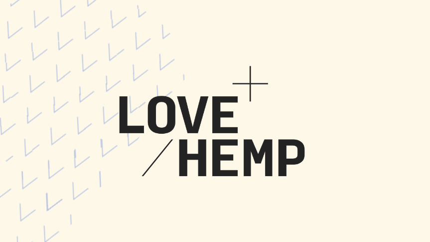 Togetherall Graphic with Love Hemp Logo