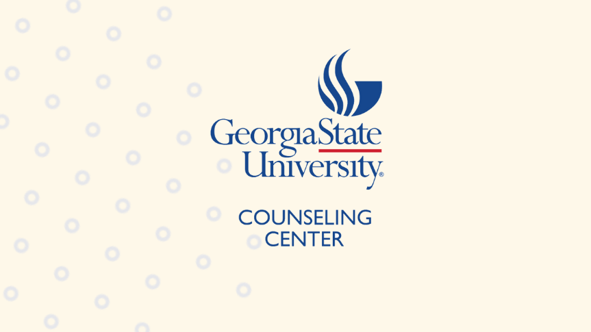 Togetherall Graphic with Georgia State University Logo