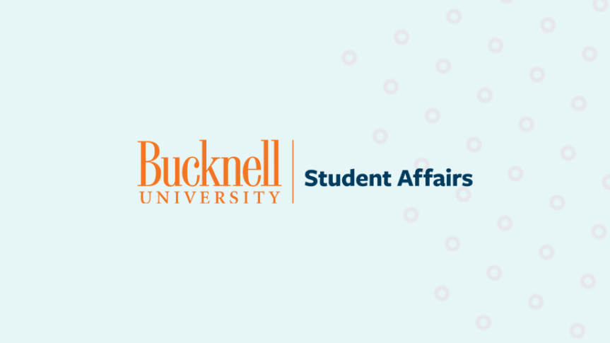 Togetherall Graphic with Bucknell University Logo