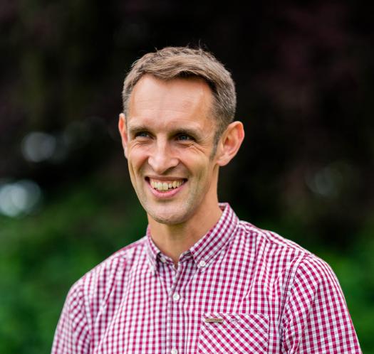 Dr Tim Rogers Headshot