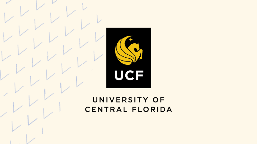 TA Graphic with UCF Logo